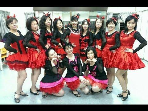 美麗佳人舞蹈班--38.嫁妝(音樂磁場)民視8點檔'嫁妝'主題曲