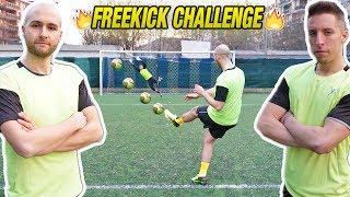 Il Nostro NUOVO PORTIERE - Free Kick CHALLENGE