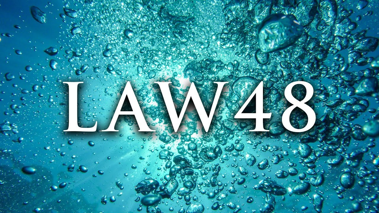 Download LAW 48 ASSUME FORMLESSNESS   48 LAWS OF POWER VISUAL BOOK SUMMARY (ROBERT GREENE)