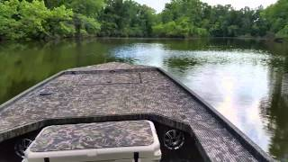 Prodigy Boats afternoon  ride