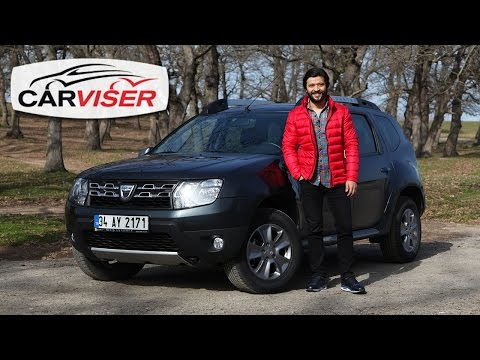 Dacia Duster Test Sr Review English subtitled