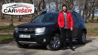Dacia Duster Test Sürüşü - Review (English subtitled)