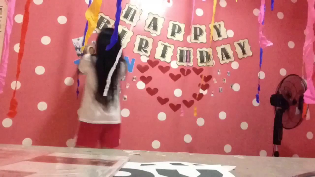 Birthday Surprise For Bestfriend