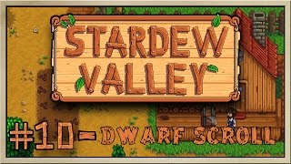 Stardew Valley - [Inn's Farm - Episode 10] - Dwarf scroll [60FPS]