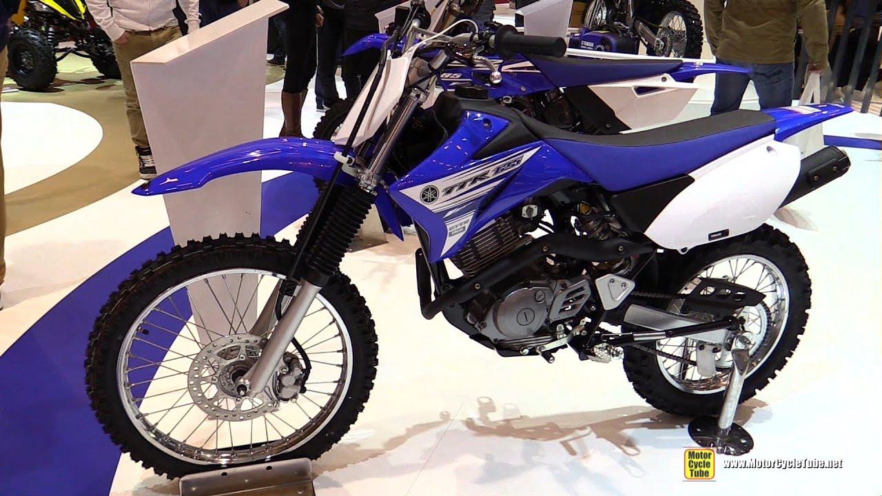 2016 Yamaha Ttr125 Walkaround 2017 Salon De La Moto Paris