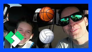 🏀🏐 WEEKENDS EQUAL SPORTS (Day 1792)