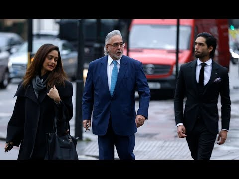 Undaunted Vijay Mallya appears in London court