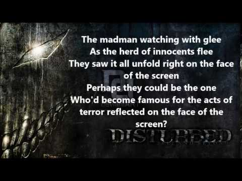 Disturbed - Legion of Monsters Lyrics