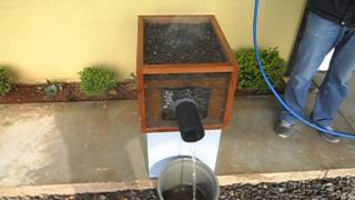 Sistema de drenagem com Duto Kanadren e Manta Geotextil 4/4