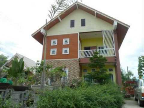 แบบบ้านสวย การแต่งบ้านทาวน์เฮ้าส์