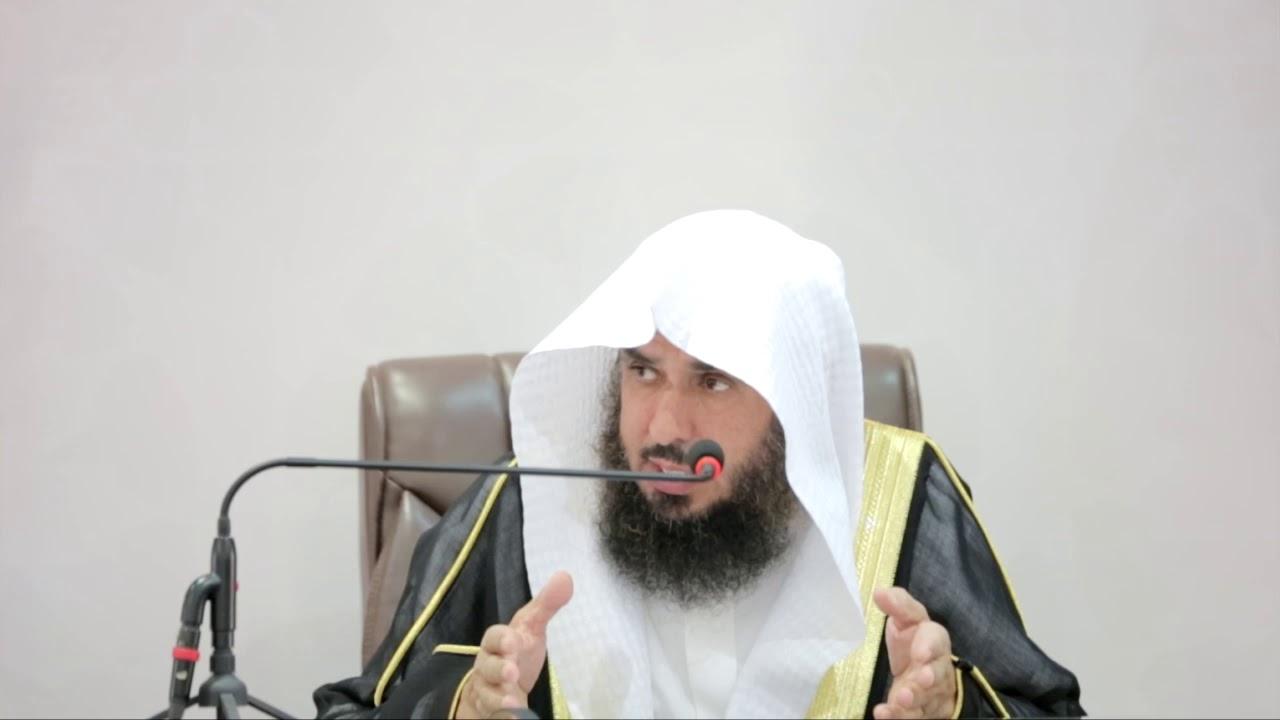 فضل العلماء الشيخ عبدالرحمن السحيم Youtube