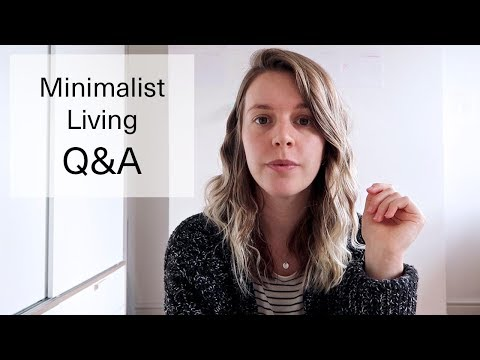 Minimalist Q&A   Going Deep into Minimalism as a Lifestyle