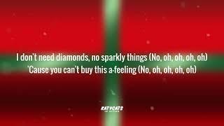 Katy Perry - Cozy Little Christmas (lyric karaoke)