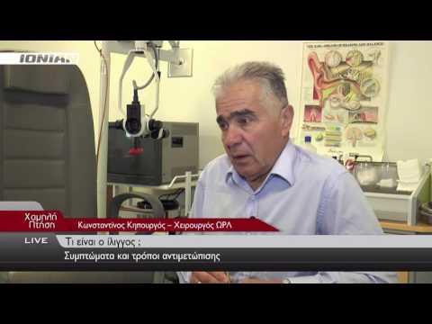 Τι είναι ο ίλιγγος;  Συμπτώματα και τρόποι αντιμετώπισης