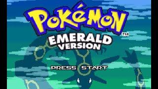 Comenzamos la Aventura de Pokémon Esmeralda || Pokémon Esmerald Gameplay PC Emulator