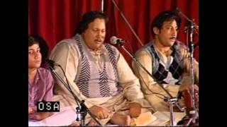Kali Kamli Mein Jo Zeeshan Nazar Aata (Naat) - Ustad Nusrat Fateh Ali Khan - OSA Official HD Video