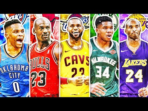BEST NBA PLAYER FROM EACH TEAM OF ALL TIME