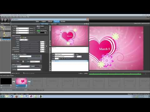 ProShow Producer Tutorial: Wedding Slideshow Intro with Retro Hearts