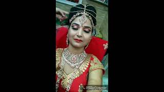 How to charming glossy*/## bridal makeup in 2018**##👍👍👍👍👍👍
