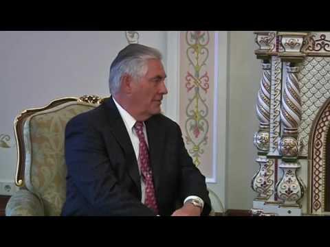 Nomination de Rex Tillerson : «Un nouveau coup de pied dans la fourmilière»