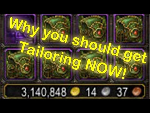 Best Professions For Legion Gold 2020 WoW Tailoring Profession   Why you should get it (WoW Tailoring