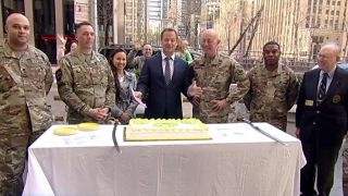 US Army Reserve marks 109 years of service