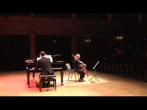Segerstam : Noem n.8 for cello & piano