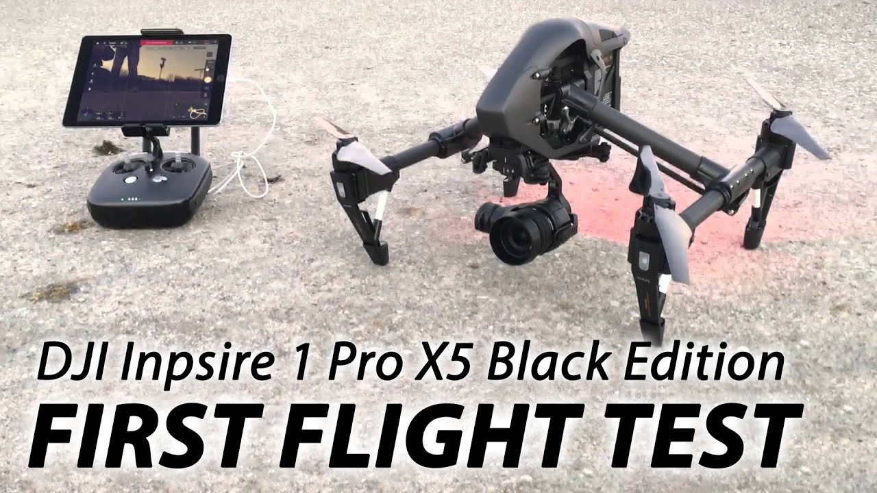 Dji Inspire 1 Pro Black   Drone Store