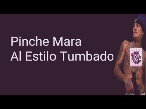 MARA - Al Estilo Tumbado (Video Lyrick )