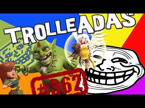 Los duendes troll | Trolleadas | Descubriendo Clash of Clans #362 [Español]
