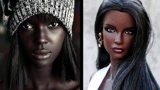 7 Mujeres Con Un Color De Piel Único En El Mundo