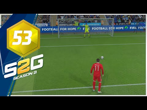 Skilling To Glory S2 ''Penalty Drama'' Episode 53   FIFA 16