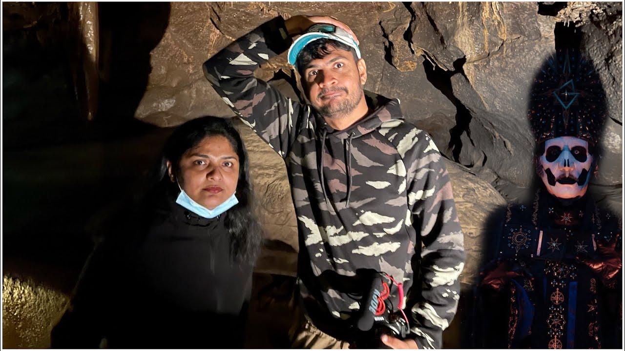 ഞങ്ങൾ പ്രേത ഗുഹയിൽ കുടുങ്ങി !! Marble Arch Caves - N Ireland