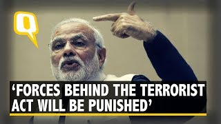Our Security Forces Given Free Hand: PM Modi on Pulwama Attack | The Quint
