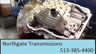 Northgate Transmissions --- Toyota Sienna Transmission Tear Down