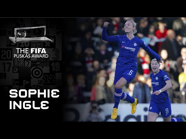 Sophie Ingle Goal | FIFA Puskas Award 2020 Nominee
