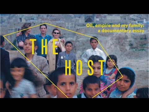 The Host - Oil, Empire and My Family - in cinemas 6th March