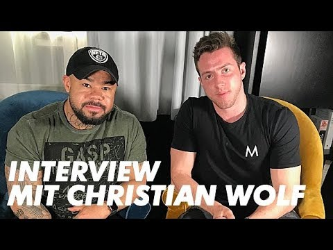 Interview mit Christian Wolf - Seine Hormonersatztheraphie, Size Zero Nebenwirkungen, Ironmaxx, uvm.