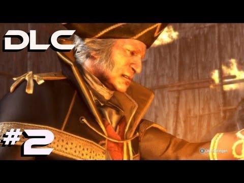 Assassin's Creed 3 DLC - Die Tyrannei von König George Washington - Die Schande Part 2 [Full-HD]