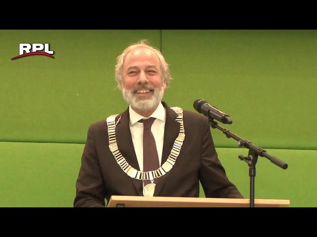 Volledige nieuwjaarstoespraak Victor Molkenboer