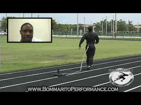 Maurice Jones Drew Workout - BommaritoPerformance.com