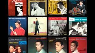 Serge Gainsbourg Douze Belle Dans La peau (Essais pour Signature)