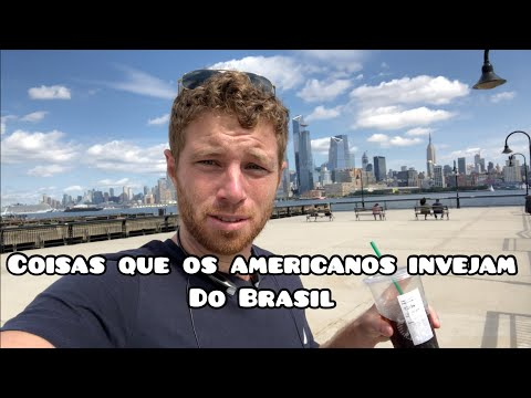 COISAS que os AMERICANOS sentem INVEJA do BRASIL Resposta americana
