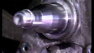 Mercedes Benz C Class Front Wheel Bearing Replacement