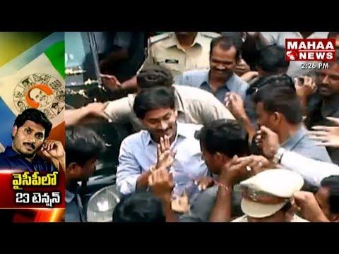 CBI Court Verdict Tension to YS Jagan Padayatra | Mahaa News