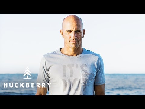Kelly Slater's Secret to Surfing: Huckberry Interview