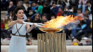Tokyo Olympics 2020: The Story Behind Olympic Torch Relay   Asianet Newsable