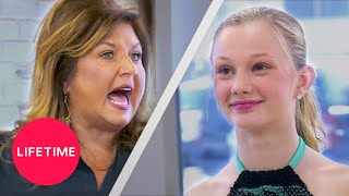 Dance Moms: Abby NOT IMPRESSED With Maesi's Return (Season 7 Flashback) | Lifetime