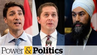 Liberals take a hit in latest polls | Power & Politics