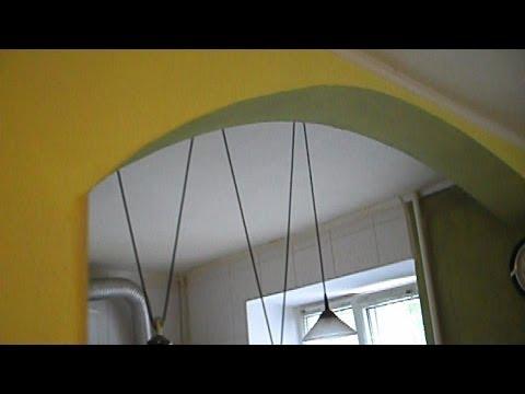 █ Подготовка стен под поклейку обоев, 4-й этап (шпатлёвка, грунтовка и т.д.)
